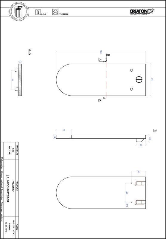 Termék CAD file KAPSTADT kerekvágású RUND-3-4