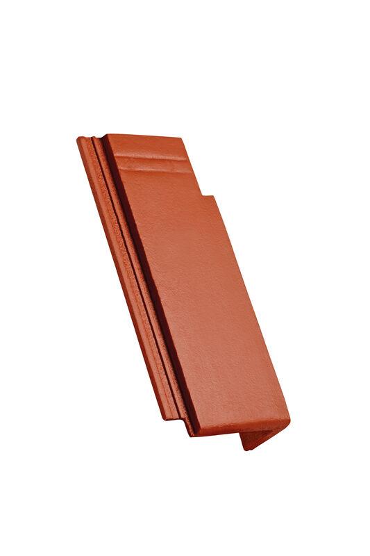 KAPSTADT beton szegély-félcserép jobb 90 mm átfedéssel