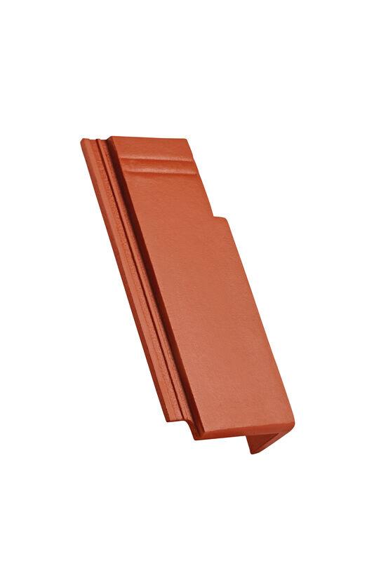 KAPSTADT beton szegély-félcserép jobb 120 mm átfedéssel