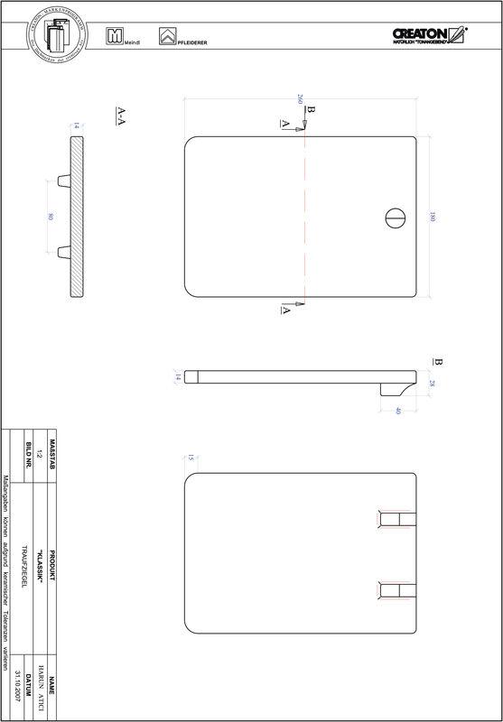 Termék CAD file KAPSTADT kerekvágású RUND-TRAUFZIEGEL