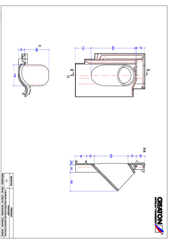 Termék CAD file SINFONIE Thermal THERME
