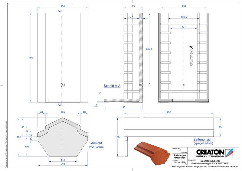 Termék CAD file KAPSTADT kiegészítők FIRST-First-AN-EN