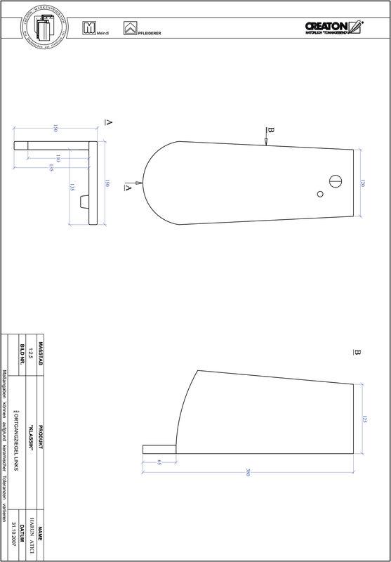 Termék CAD file KAPSTADT kerekvágású RUND-OGL-3-4