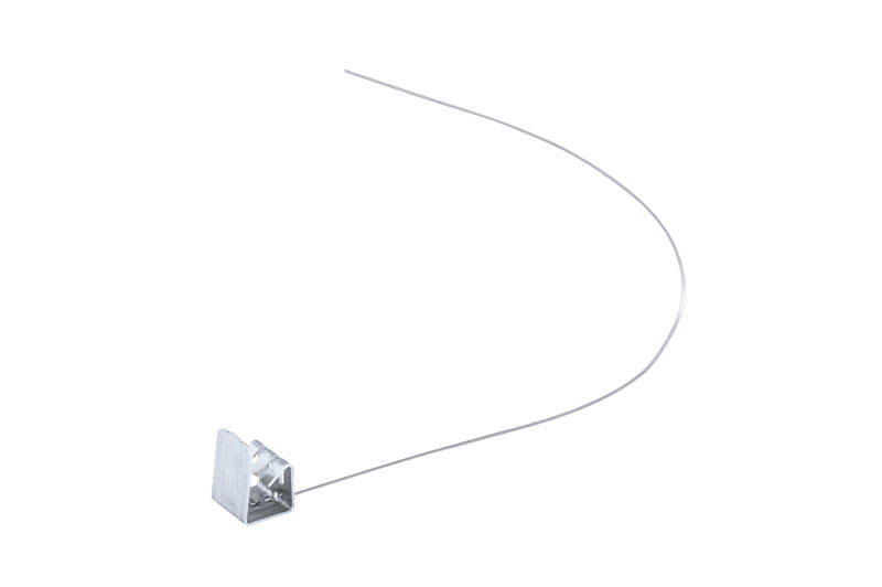 Nemesacél kapocs vágott cseréphez 10-13 mm
