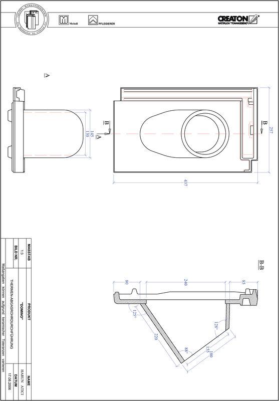 Termék CAD file DOMINO Thermal THERME