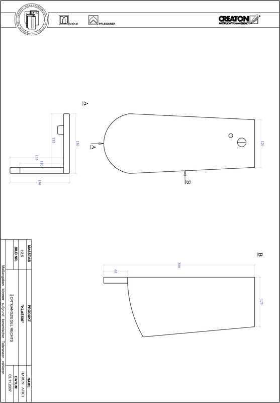 Termék CAD file KAPSTADT kerekvágású RUND-OGR-3-4